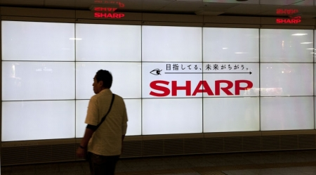 Qualcomm продала все акции Sharp