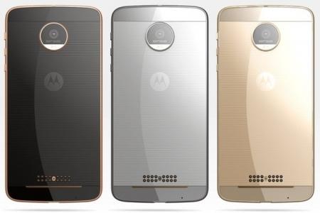 Фото модулей MotoMod для смартфонов Moto Z