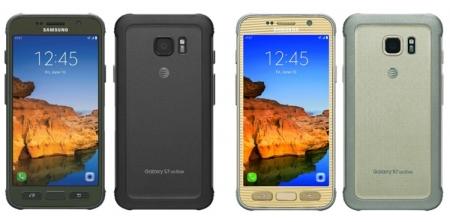 Samsung Galaxy S7 Active: раскрыты подробные спецификации защищённого смартфона