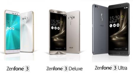 Computex 2016: ASUS Zenfone 3 Deluxe получил чип Snapdragon 820 и 6 Гбайт ОЗУ