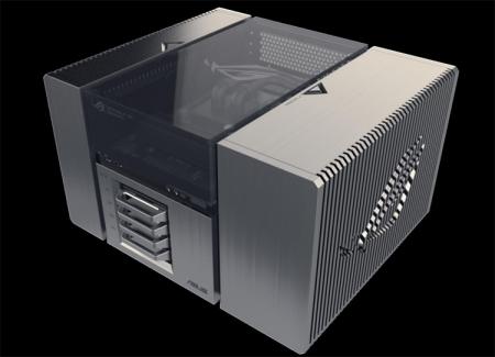 Computex 2016: платформа ASUS ROG Avalon упростит сборку настольного ПК