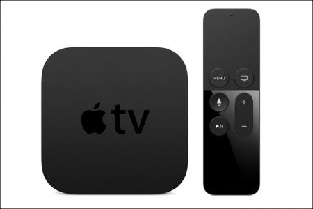 Новый Apple TV может стать аналогом Amazon Echo