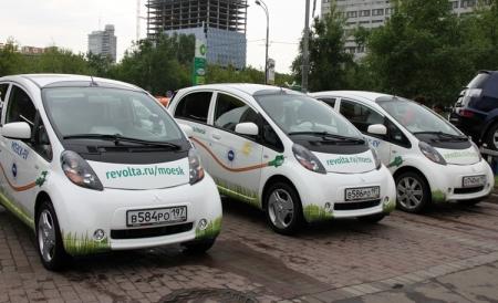 Подзарядить электромобиль в Москве можно будет бесплатно