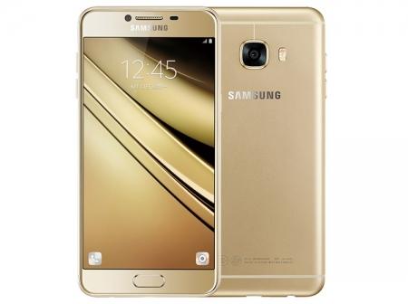Фаблет Samsung Galaxy C7 выполнен в корпусе толщиной менее 7 мм