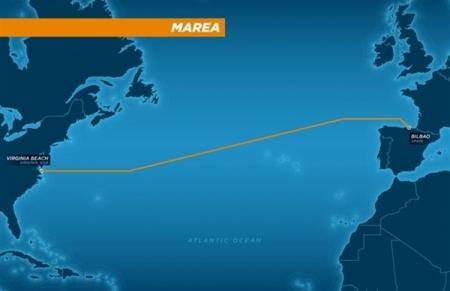 Microsoft и Facebook проложат по дну океана суперкабель: 6600 км и 160 Тбайт/с