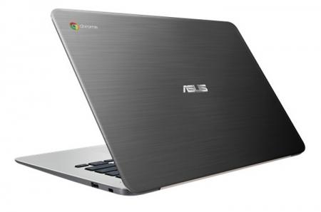 Ноутбук ASUS C301 Chromebook оснащён экраном Full HD