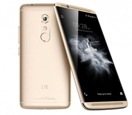 ZTE представила смартфон Axon 7 с чипом Snapdragon 820 и поддержкой Google Daydream