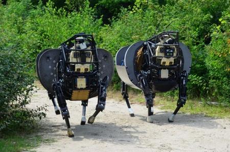 Подразделение Google Boston Dynamics перейдёт к Toyota