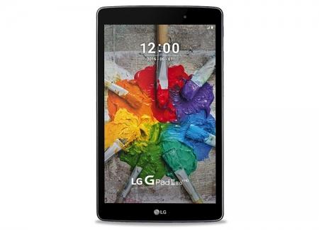 Планшет LG G Pad III 8.0 оснащён экраном с разрешением 1920×1200 точек