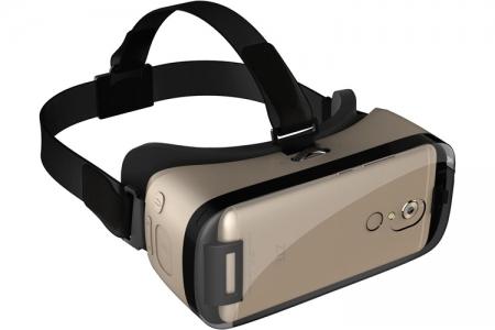Шлем виртуальной реальности ZTE VR оценён в $80