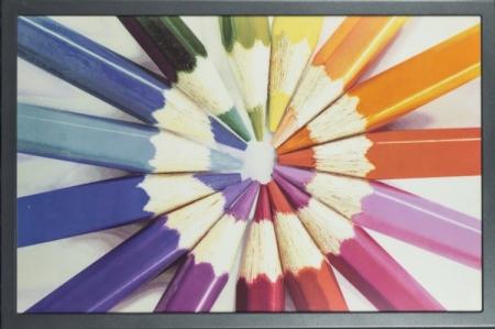 E Ink продемонстрировала полноцветные дисплеи на электронной бумаге
