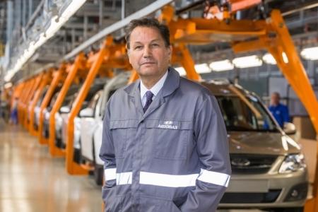Бывший глава «АвтоВАЗа» назвал новое место работы