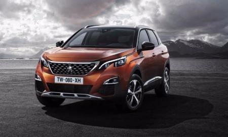 Кроссовер Peugeot 3008 нового поколения показал лицо