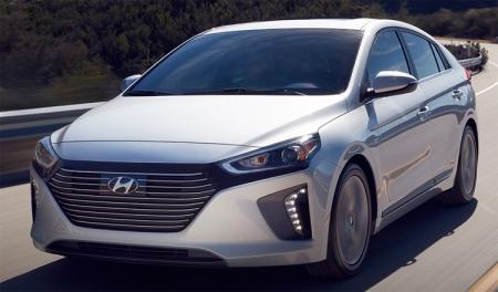 Hyundai проектирует электромобиль с запасом хода в 400 км