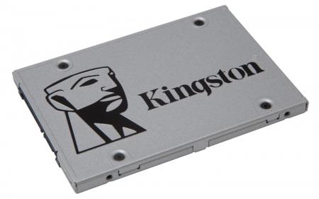 Твердотельные накопители Kingston UV400 вмещают до 960 Гбайт данных