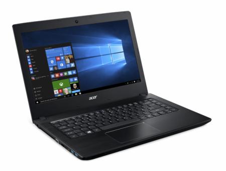 Acer Travelmate P2: бизнес-ноутбуки со сканером отпечатков и DVD-приводом
