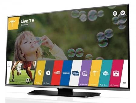 Smart TV — самый быстрорастущий рынок устройств для выхода в Интернет в России
