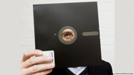 В США используют ПК с 8-дюймовыми дискетами для управления ядерными силами