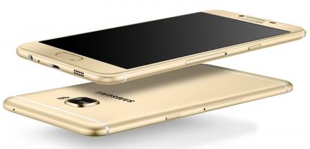 Представлен смартфон Samsung Galaxy C5 в металлическом корпусе