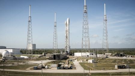 В июле SpaceX вновь попытается совершить приземление ракеты Falcon 9