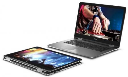 Computex 2016: первый 17″ ноутбук-трансформер и другие новинки Dell