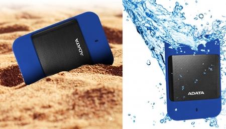 ADATA представила внешние жёсткие диски HD700 и HV620S