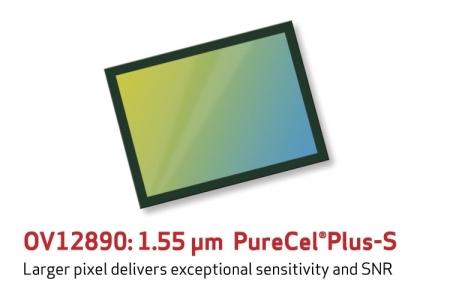 Computex 2016: сенсор OmniVision OV12890 с пикселями 1,55 микрона для смартфонов High-End