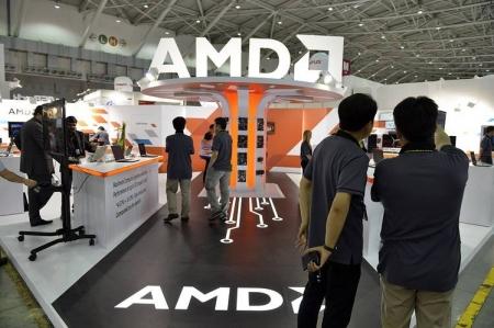 Благодаря китайским партнёрам AMD надеется вернуться к прибыли в этом году