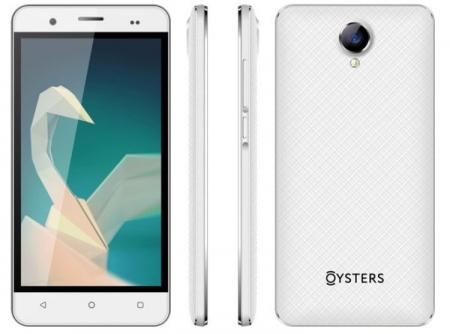 Oysters SF —новый смартфон на базе Sailfish OS