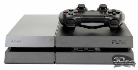 Подтверждена разработка 4K-версии PlayStation 4