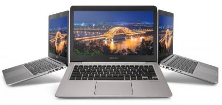 ASUS Zenbook UX310UQ: тонкий и лёгкий ноутбук с графикой NVIDIA