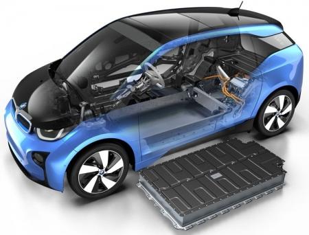 Отслужившие ресурс батареи электромобиля BMW i3 получат вторую жизнь