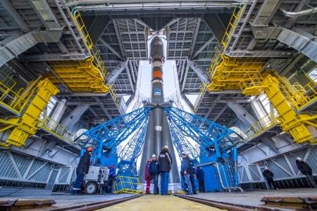 Стартовало строительство второй очереди космодрома Восточный