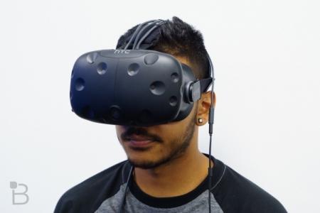 HTC представила шлем виртуальной реальности Vive Business Edition по цене $1200