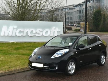 Microsoft воздержится от разработки своего беспилотного автомобиля