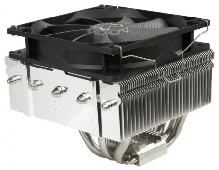 Scythe информирует о начале поставок CPU-кулера Kabuto 3