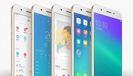 Смартфон Oppo A59 получил 5,5″ дисплей и 8-ядерный процессор