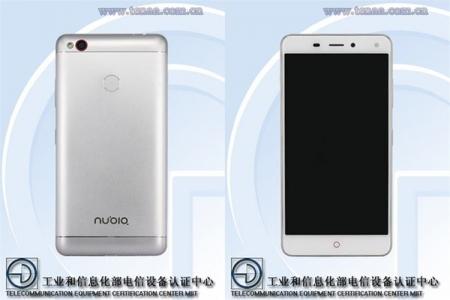 В базе данных TENAA замечен смартфон Nubia NX541J с ёмким аккумулятором