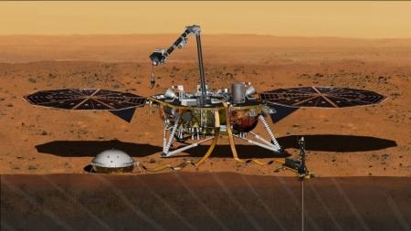 NASA заключило соглашение с ОАЭ для отправки людей на Марс