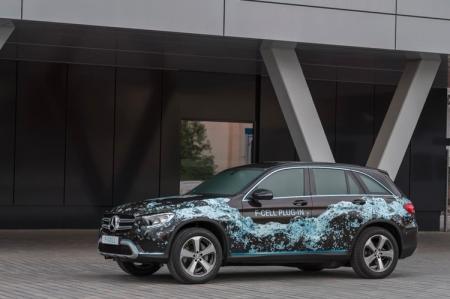 Mercedes обещает электромобили с запасом хода более 500 км