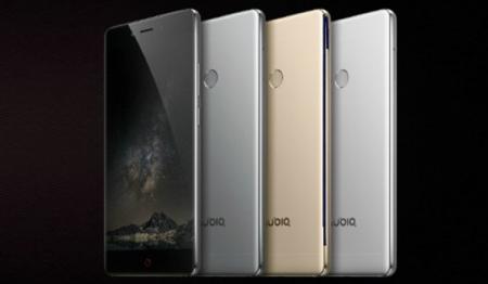 Дебют смартфона ZTE Nubia Z11: безрамочный дизайн, чип Snapdragon 820 и 6 Гбайт ОЗУ