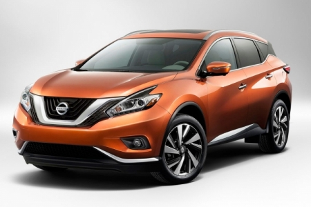 Nissanначала выпуск в Петербурге внедорожника Murano нового поколения
