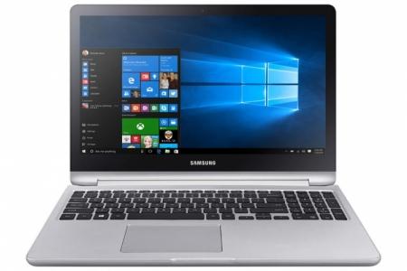 Ноутбук-трансформер Samsung Notebook 7 Spin в стиле Lenovo Yoga поступит в продажу 26 июня