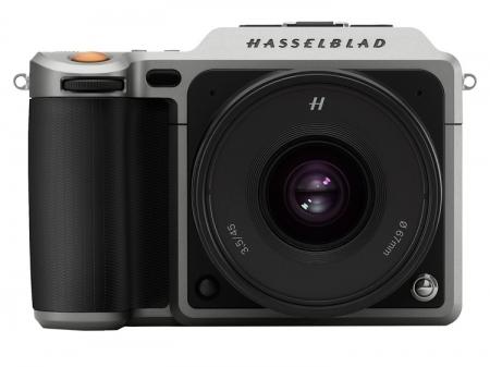 Hasselblad X1D: первая в мире компактная беззеркальная фотокамера среднего формата