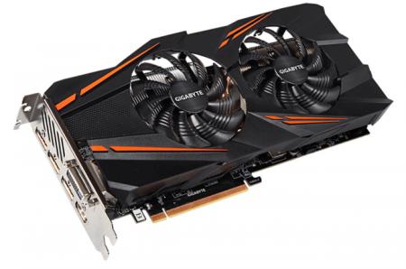 GIGABYTE анонсировала доступную карту GeForce GTX 1070 WindForce OC