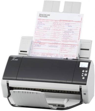 3 новых автоматизированных сканера Fujitsu fi для цифрового документооборота