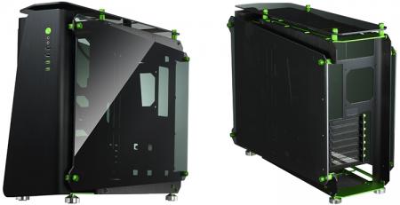 Компания Jonsbo выпустила зелёный вариант корпуса MOD1