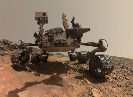 На Марсе обнаружен «непредвиденный» минерал