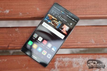 Новому варианту фаблета Huawei Mate 8 приписывают поддержку Force Touch