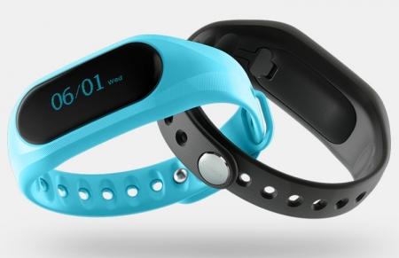 Фитнес-браслет Cubot V1 получил OLED-экран размером 0,88 дюйма